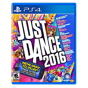 Videojuego PS4 Just Dance 2016