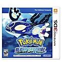 Videojuego para 3DS Pokemon Alpha Saphire