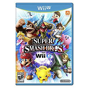Videojuego Wii U Super Smash Bros.