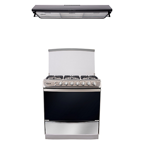 Combo klimatic cocina tremare 6 hornillas campana extractora 90 cm - Campana extractora 90 cm ...