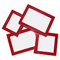 Marco de Foto x 4 Rojo