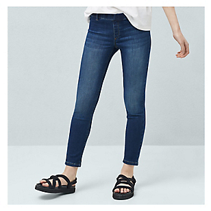 Jeans Runner Desgastado
