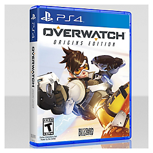 Overwatch para PS4
