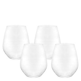 Setx4 Vasos Tumbler L Acasual 460ml