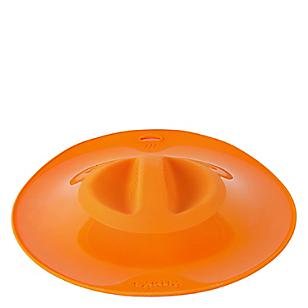 Tapa Succión 21cm Naranja