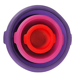 Set Molde Circular 3 Pisos Oven
