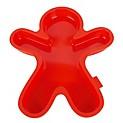 Molde Gingerman Rojo Oven