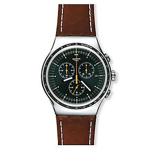 Reloj Hombre Analógico marrón