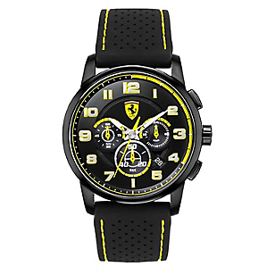 Reloj Hombre Analógico negro
