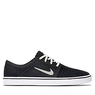Zapatillas Skate Hombre SB Portmore Negro