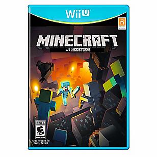 Videojuego para Wii U MineCraft