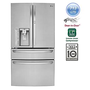 Refrigeradora 713 lt GM84SDSB.ASTGLP Inox