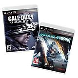 Videojuegos PS3 Metal Gear Rising: Revengeance + Call of Duty Ghosts