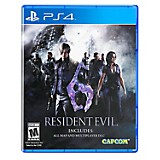 Resident Evil 6 HD para PS4