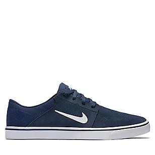 Zapatillas Skate Hombre SB Portmore Azul