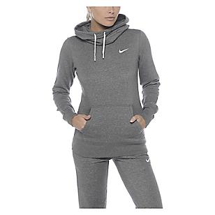 Polerón Mujer Hoody Nike Club Funnel