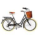 Bicicleta Urbanandesa Negra