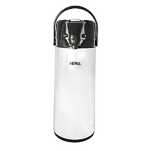 Thermos Termo Sifón 2.5lt Acero Lever Act
