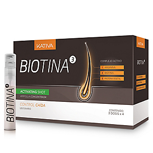 Biotina Activating Shot 4