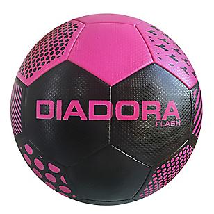 Pelota de Fútbol Fucsia-Negro
