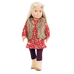 Muñeca Claire