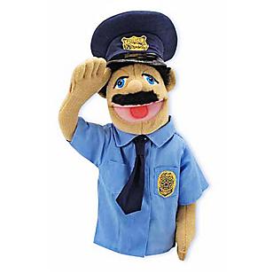 Títere Policia