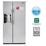 Refrigeradora GS73SGS 711 lt Inox