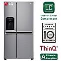 Refrigeradora GS65SPPNG
