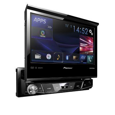 Pioneer Radio para auto AVH-X7850TV BT/TV7p