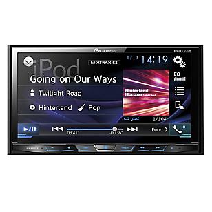 Radio para auto AVH-X5850BT A/V/BT7P