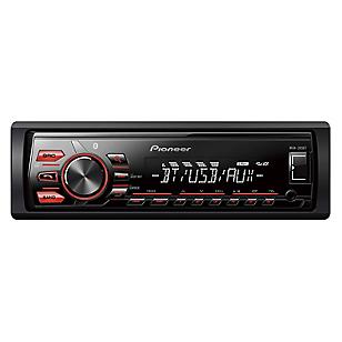 Radio para auto MVH-285BT AUT BT/MP3/USB