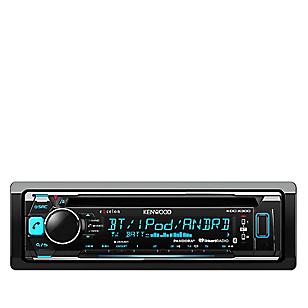 Autoradio KDC-X300 USB Bluetooth Negro
