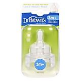 SetX2 Tetina N2 para Bebé boca Ancha