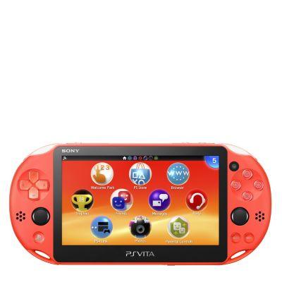 Sony PS Vita Neon Naranja