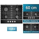 Cocina Empotrable CMG6015V0 60 cm Negro