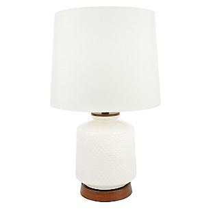 Lámpara Mesa Cerámica 49 cm
