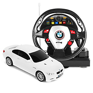 Carro BMW M3 1.18 con timón