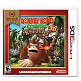Videojuego 3DS Donkey Kong Country Returns 3D