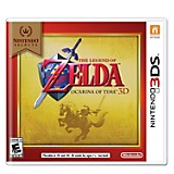 Videojuego 3DS The Legend of Zelda: Ocarina of Time 3D