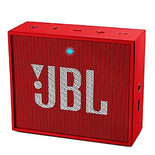 Parlante Go Speaker Bluetooth Rojo