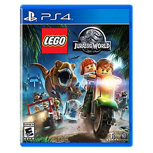 Videojuego PS4 LEGO Jurassic World