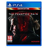 Videojuego PS4 Metal Gear Solid V: The Phantom Pain