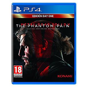 Videojuego PS4 Metal Gear Solid V: The Phantom Pain