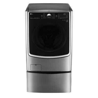 LG Combo Twin Wash: Lavadora 21 kg + Mini Lavadora 3,5 kg