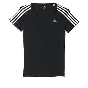 Polo Running Mujer Basic 3 Stripes