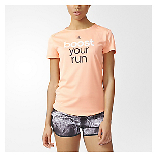Polo Running Mujer Boost Run