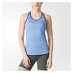 Top deportivo Mujer Keyhole Tank