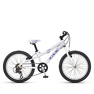 Bicicleta Laguna Blanco Aro 20