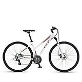 Bicicleta Transeo 4.0 Blanco Aro 27.5