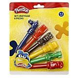 Set de Crayolas 6 Piezas
